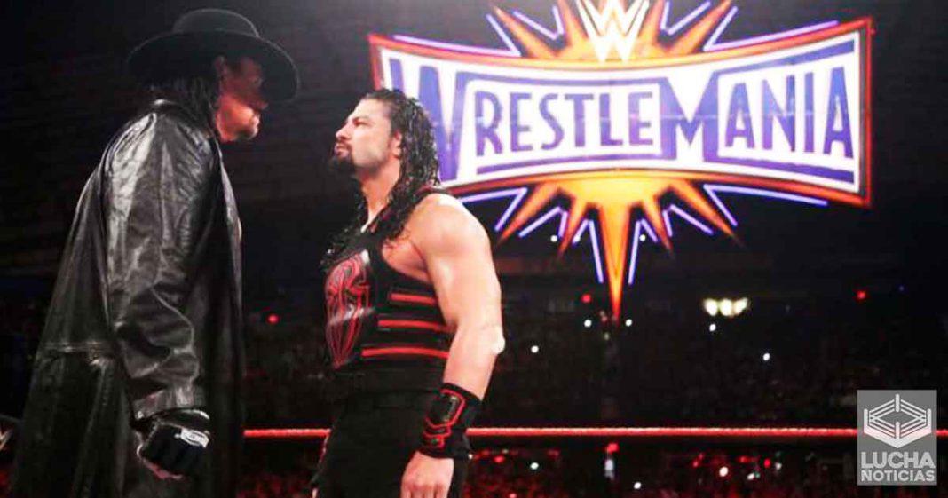 Edge - Undertaker revela su mayor pesar después de enfrentarse a Roman Reigns