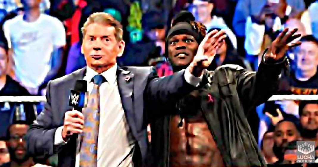 Vince McMahon es un gran fan de R-Truth