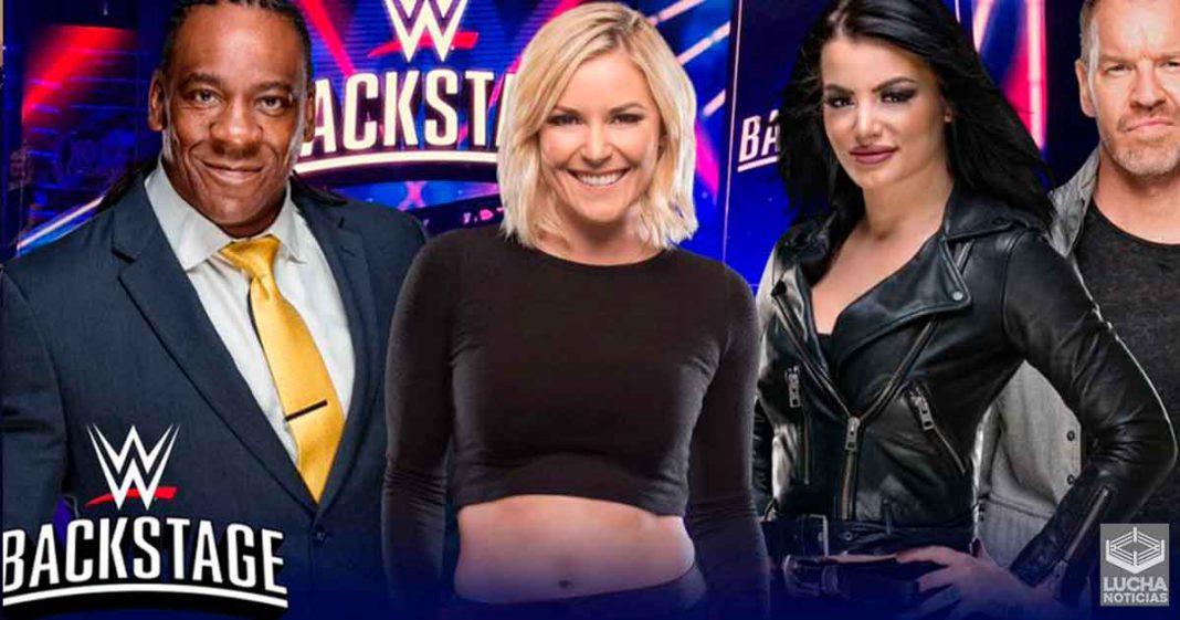 WWE Backstage deja de ser un show semanal