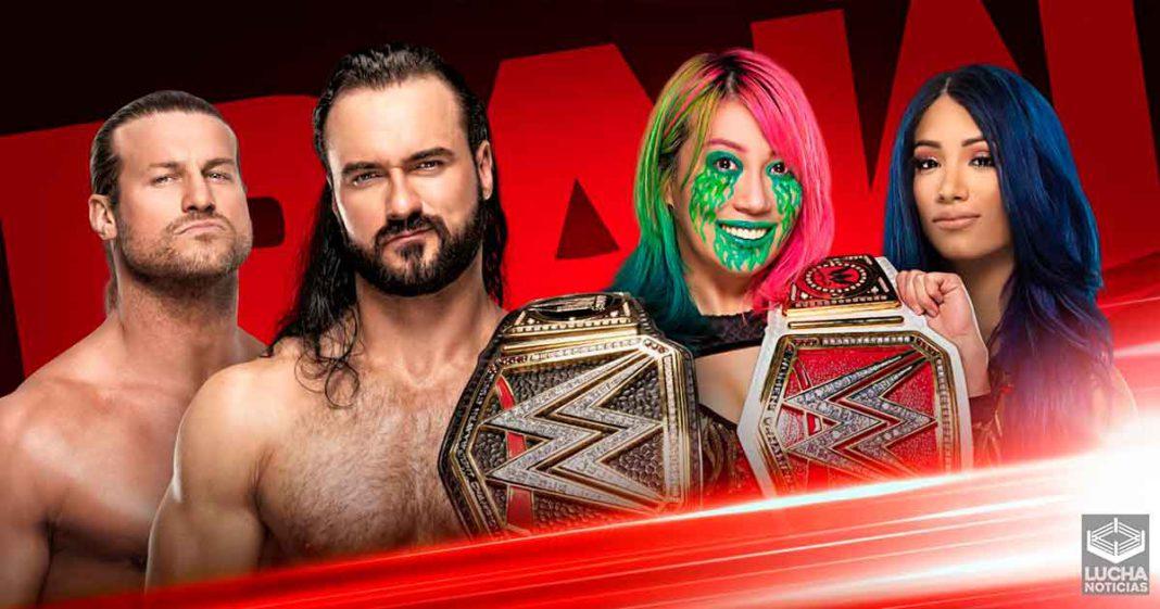 WWE RAW en vivo resultados 29 de junio
