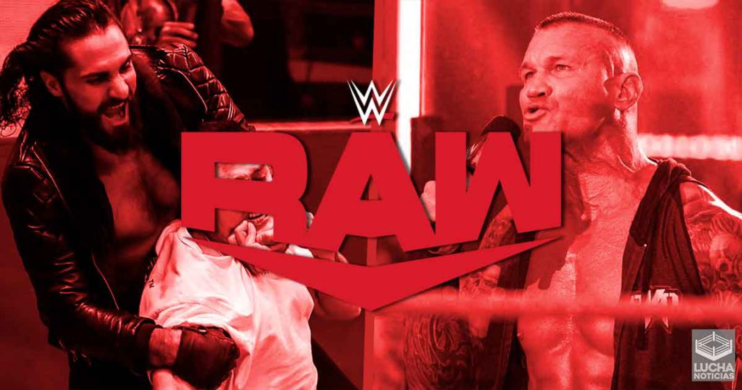 WWE RAW matienen sus ratings esta semana