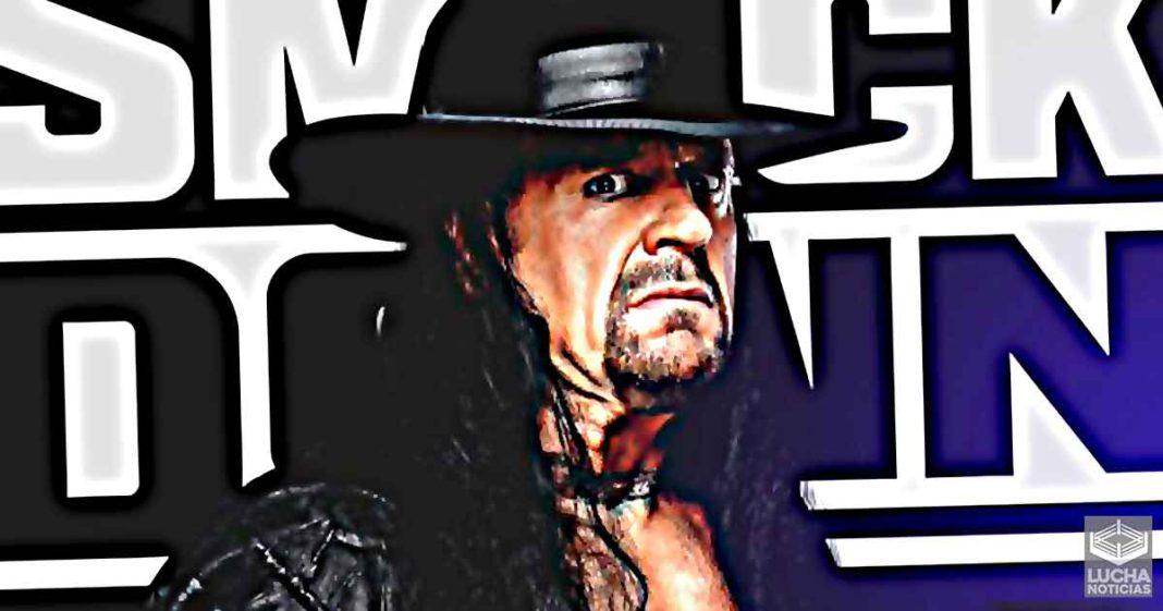 WWE SmackDown en vivo resultados 26 junio