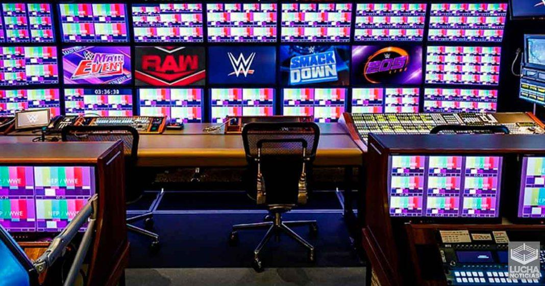 WWE cancela de nuevo sus grabaciones