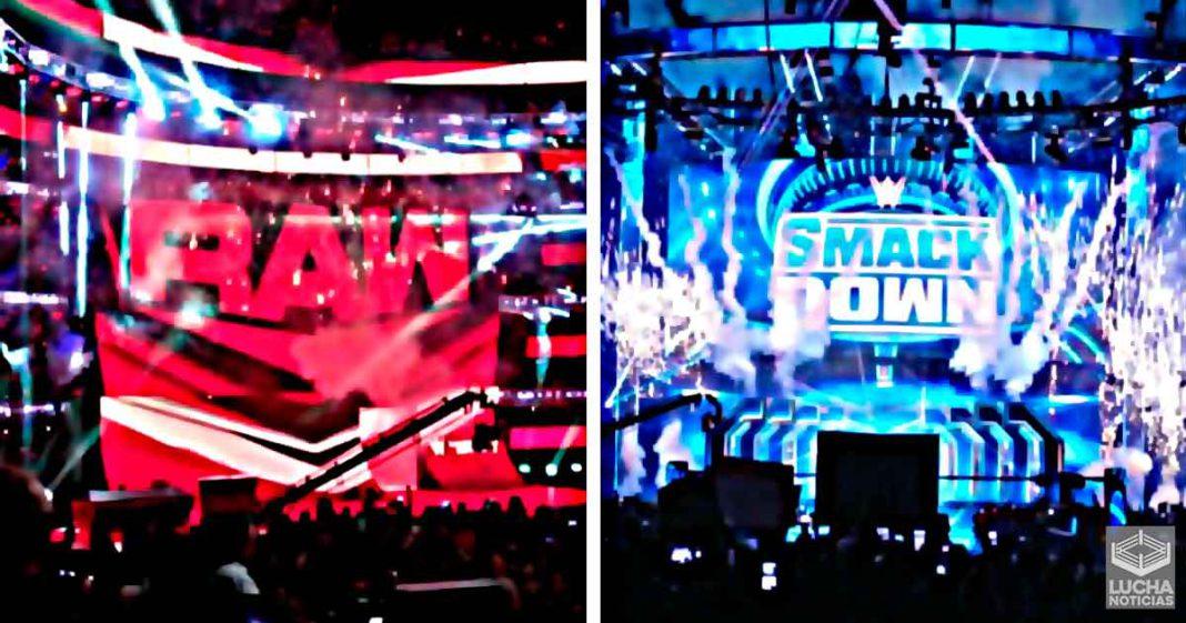 WWE planea traer de regresos sus shows fuera del PC a finales de Julio