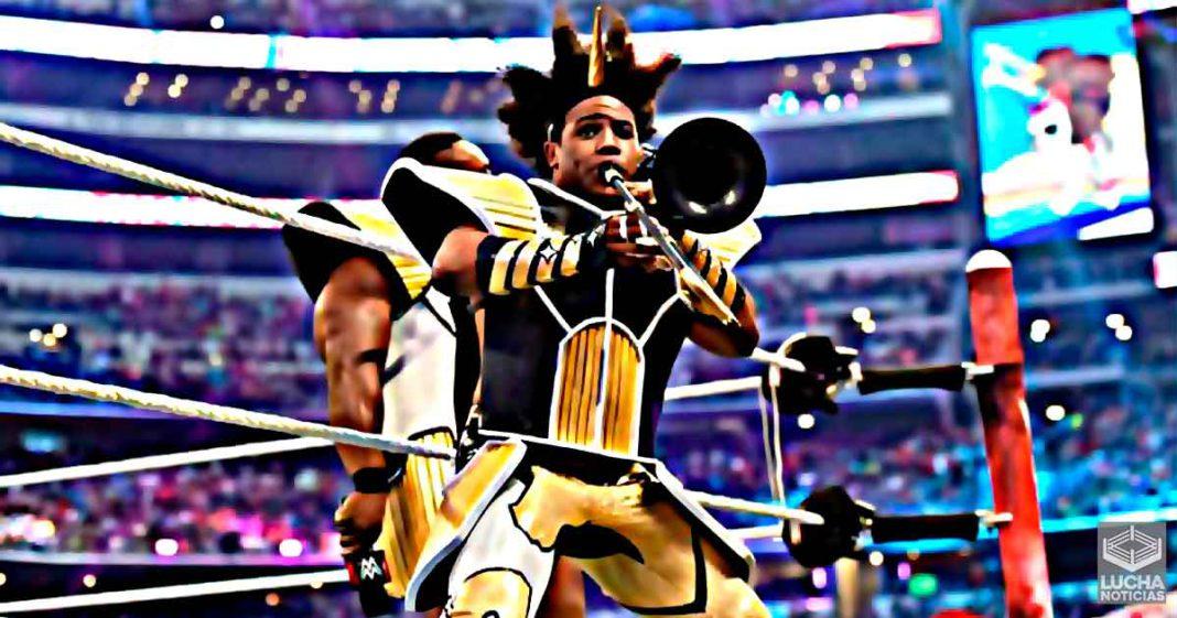 Xavier Woods y su futuro de la WWE