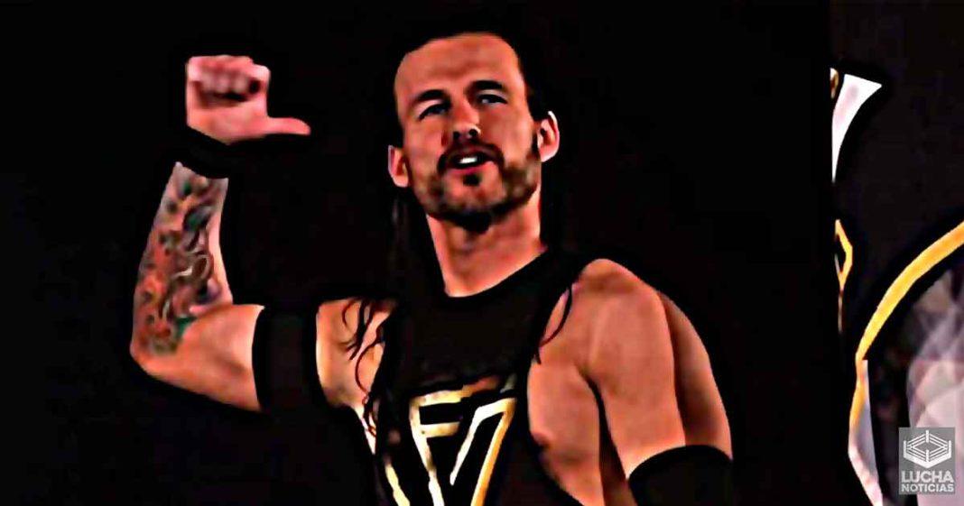 Adam Cole cumple 400 días como campeón de WWE NXT