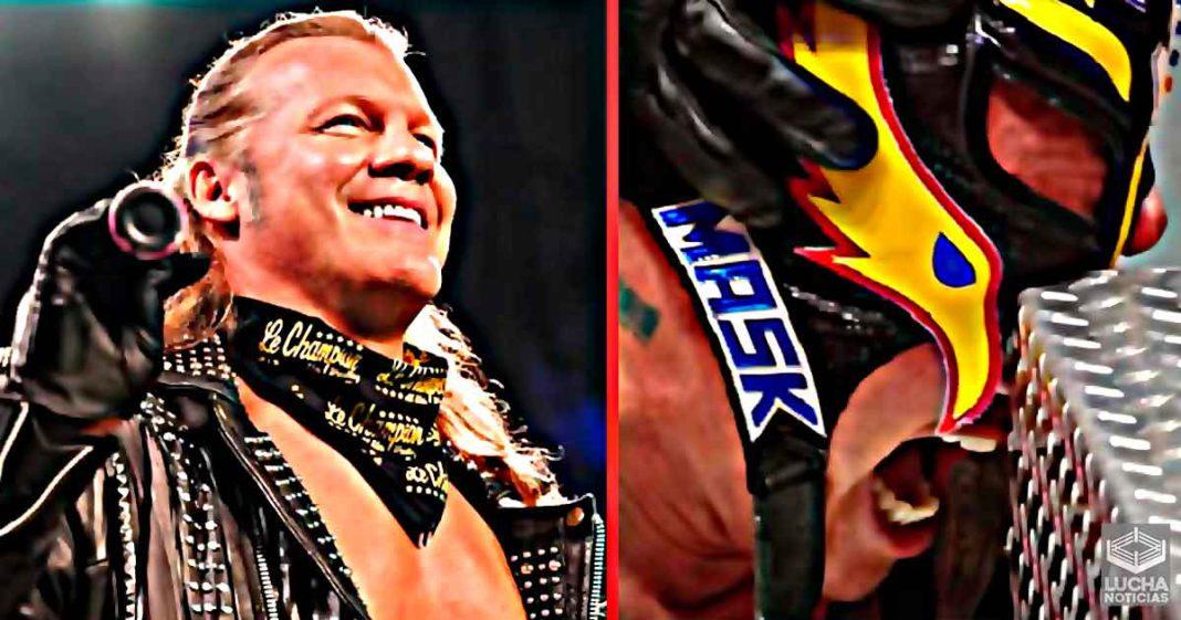 Chris Jericho se burla de la WWE