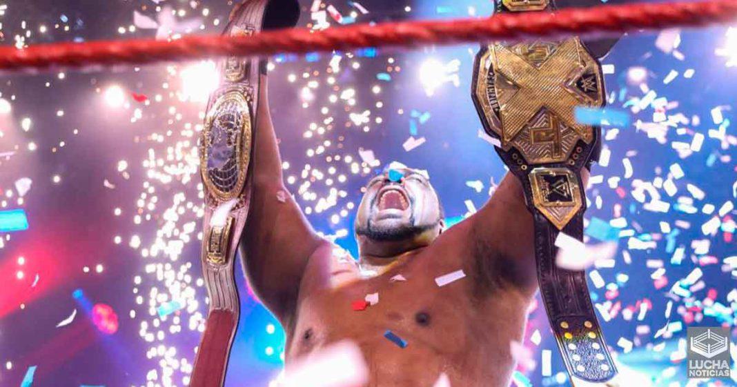 El evento estelar NXT Great American Bash atrajo a 900000 espectadores