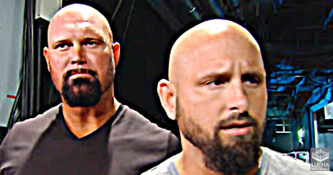 El principal escritor de WWE le dijo a The OC que no tenien tiempo para ellos
