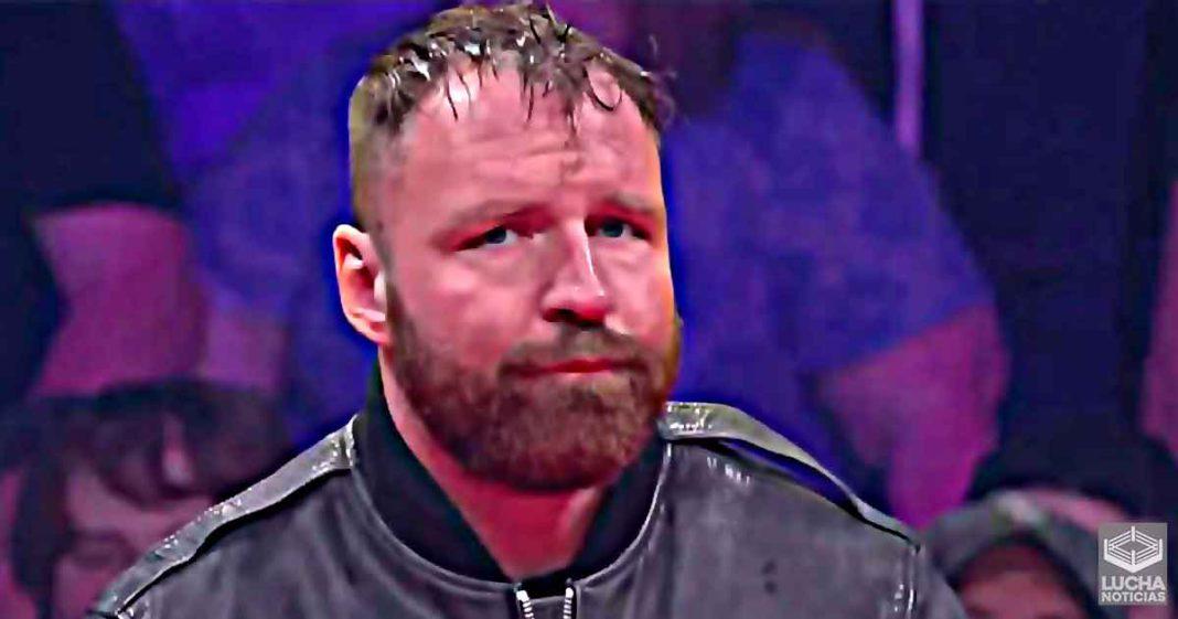 Jon Moxley llama loco a Vince McMahon por restringirlo