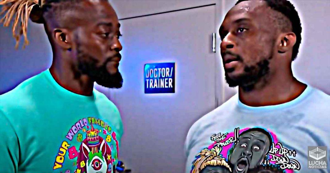 Kofi Kingston se aislo del mundo