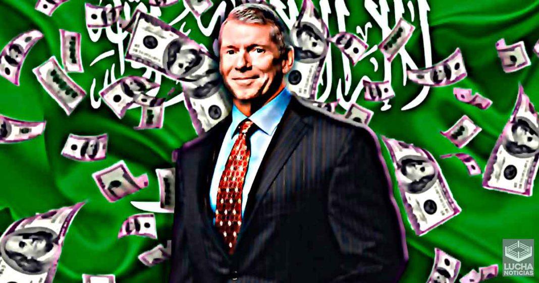 La WWE regresaría a Arabia Saudita antes de que termine le 2020