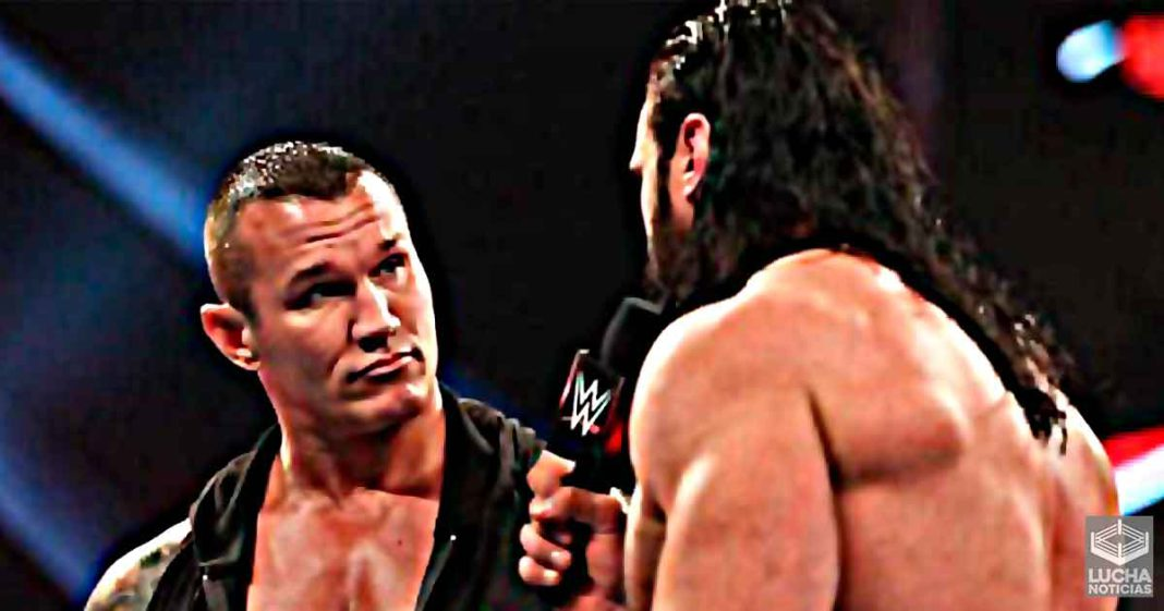 La mayor batalla en el backstage de Randy Orton