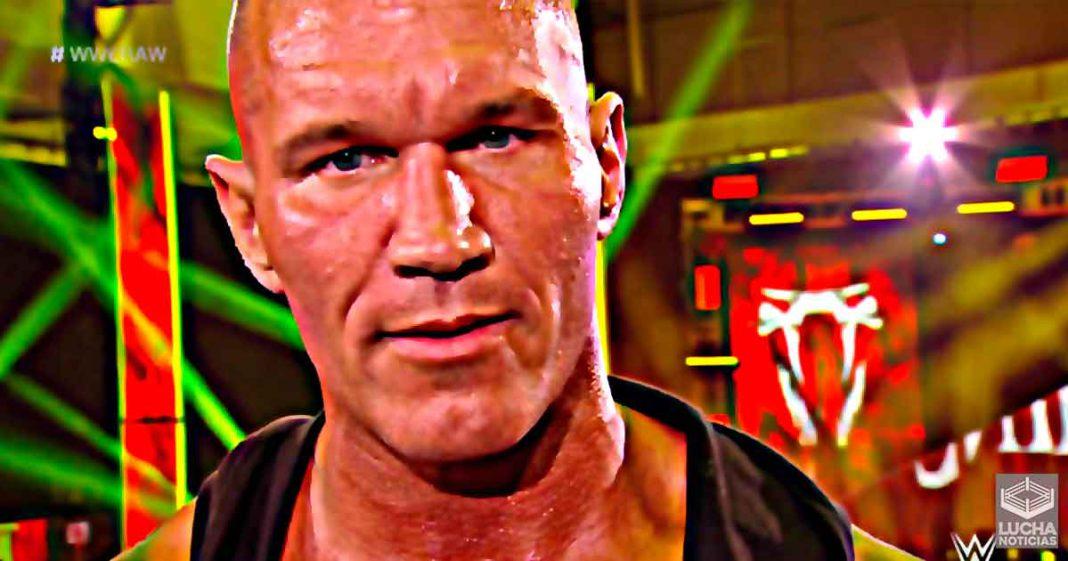 Randy Orton reta a Drew McIntyre aun mano a mano en SummerSlam