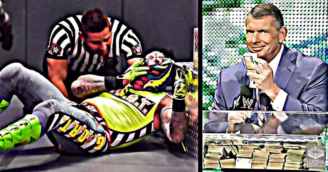 Rey Mysterio se reunira con Vince McMahon para negociar de nuevo su contrato