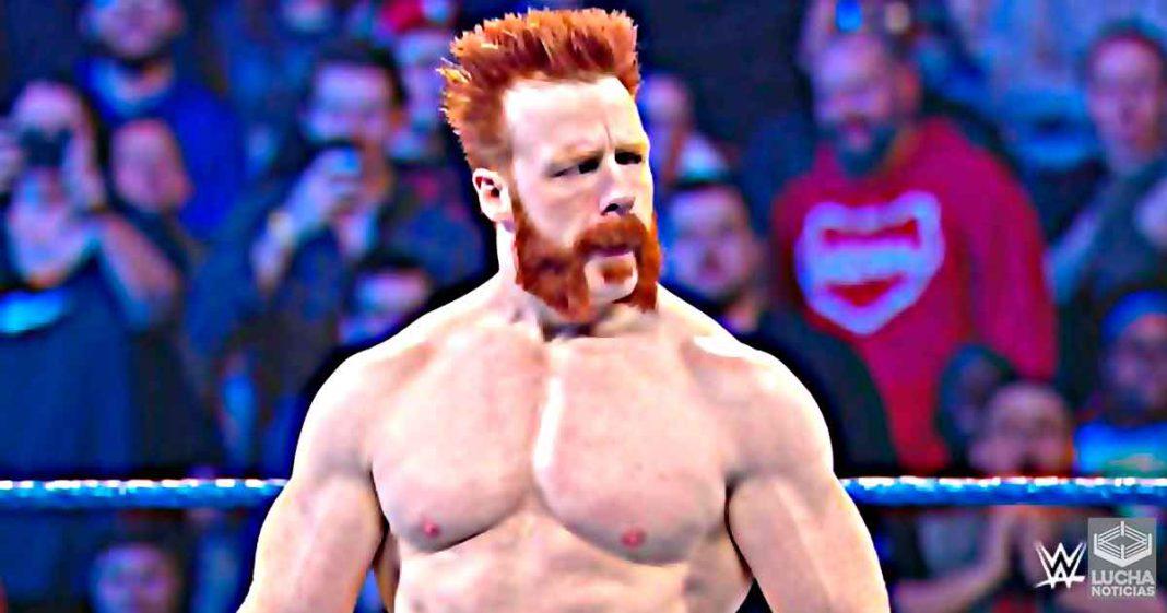 Sheamus no estbaa de acuerdo con su regreso a WWE tan pronto