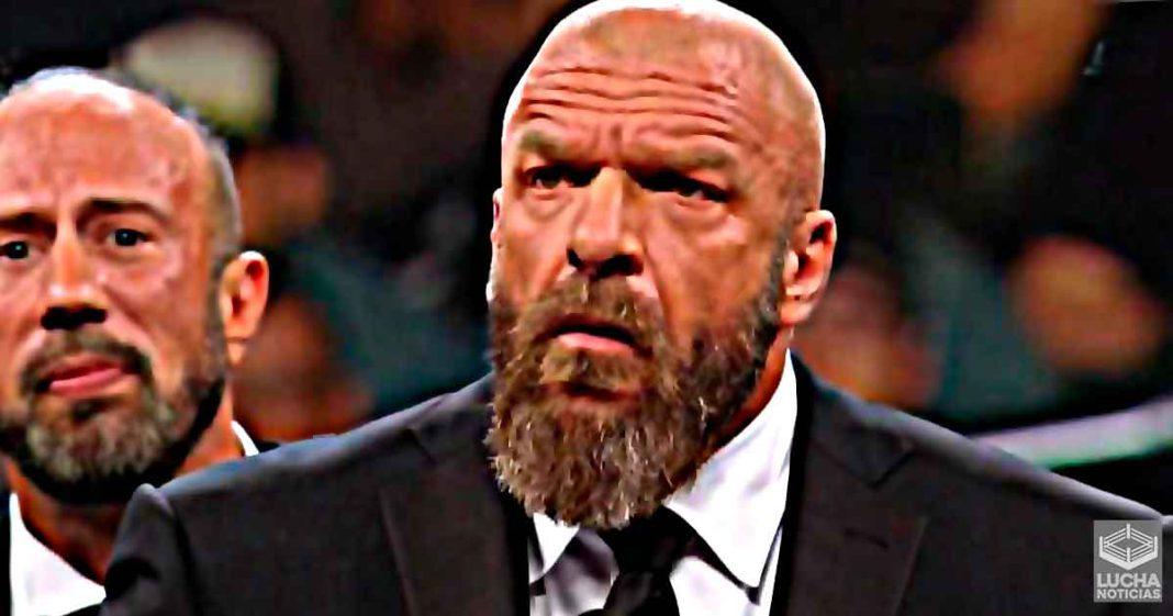Triple H habla sobre terrible error que cometió WWE hace poco