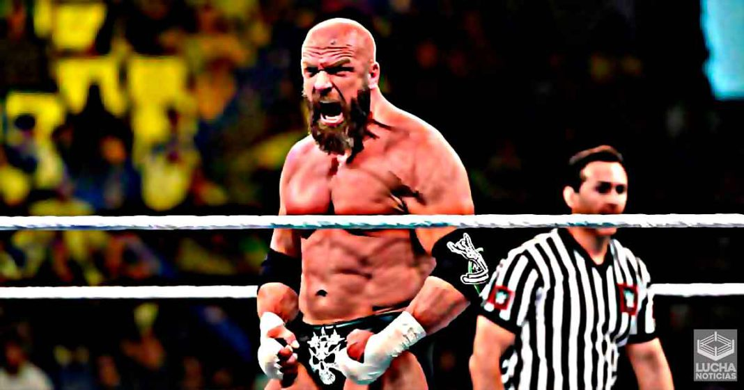 Triple H revela el futuro de WWE NXT UK