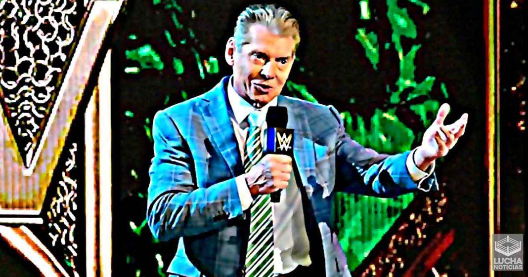 Vince McMahon quiere impulsar nuevos talentos en la WWE