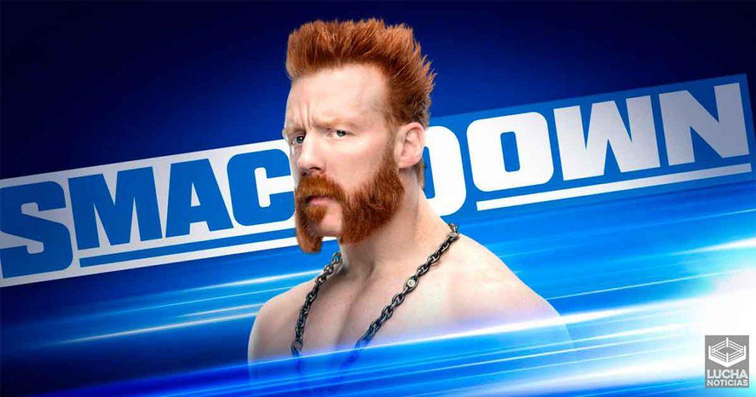 WWE SmackDown en vivo resultados 03 de julio