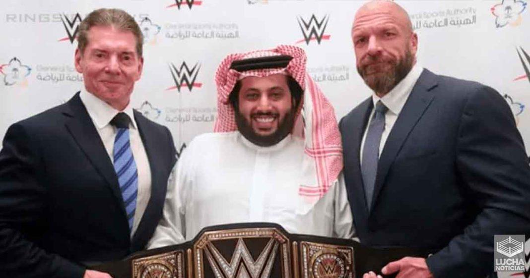 Vince McMahon culpa a Arabia Saudita de no poder regresar en el 2020