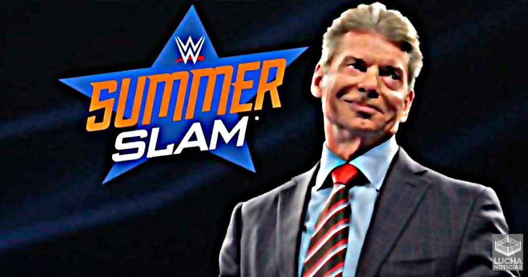 WWE planea SummerSlam fuera de Florida