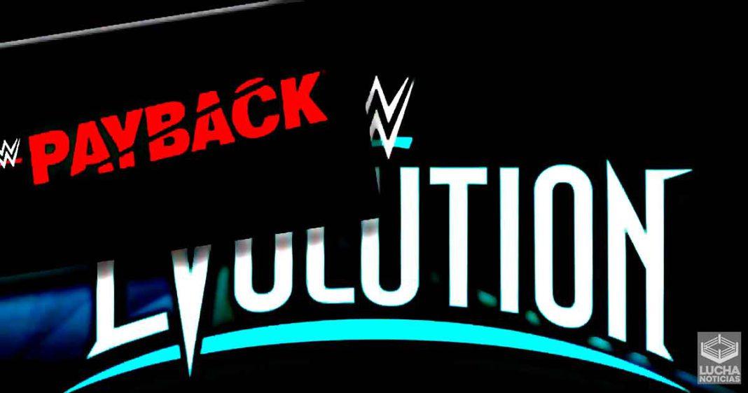 WWE trae de regreso el PPV Payback el 30 de agosto