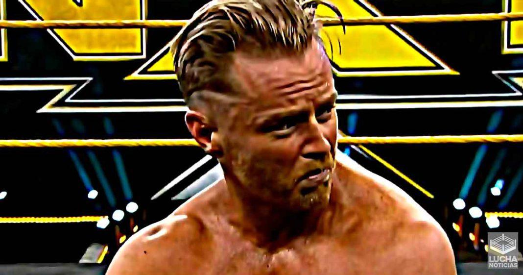Drake Maverick estaba preocupado de regresar a WWE NXT