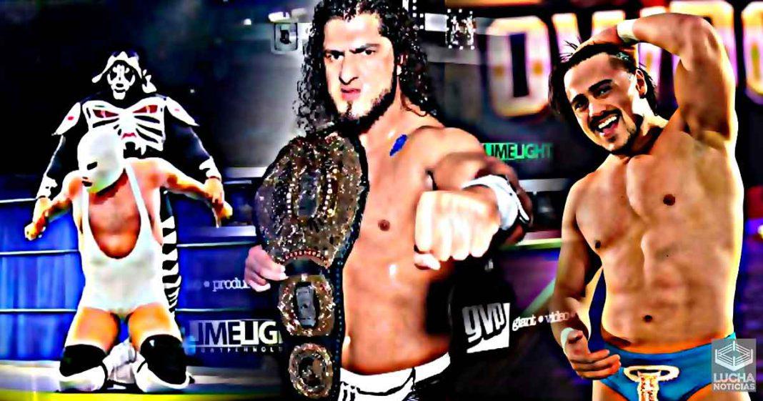 Los mejores luchadores mexicanos según Pro Wrestling Illustrated