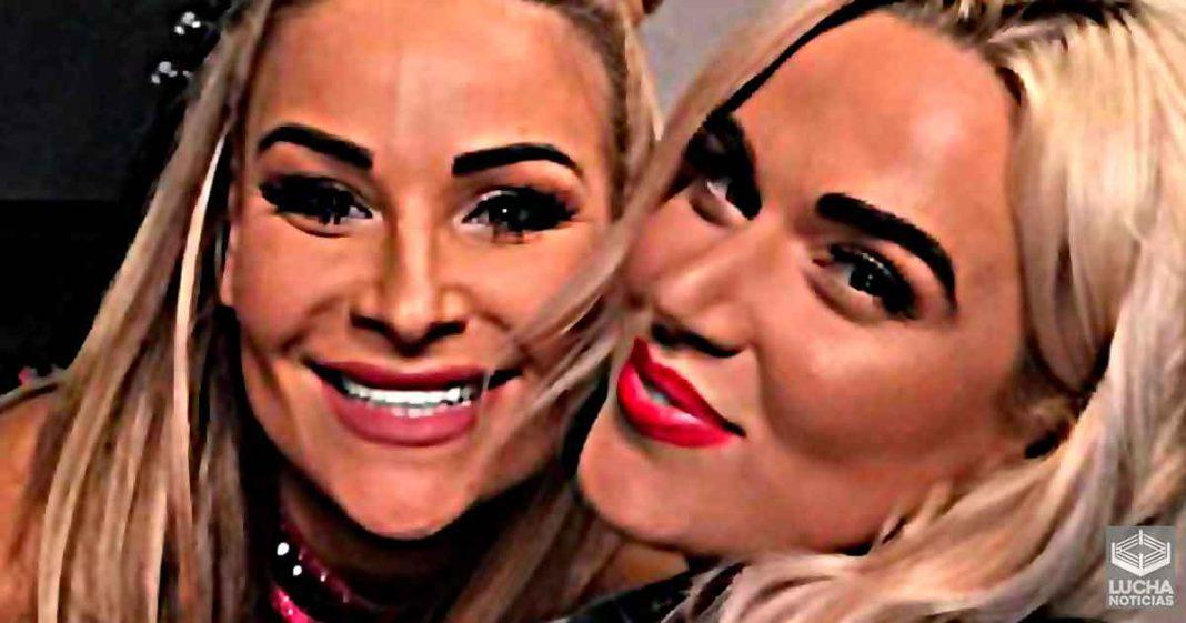 Natalya dice que Lana es muy buena dentro del ring