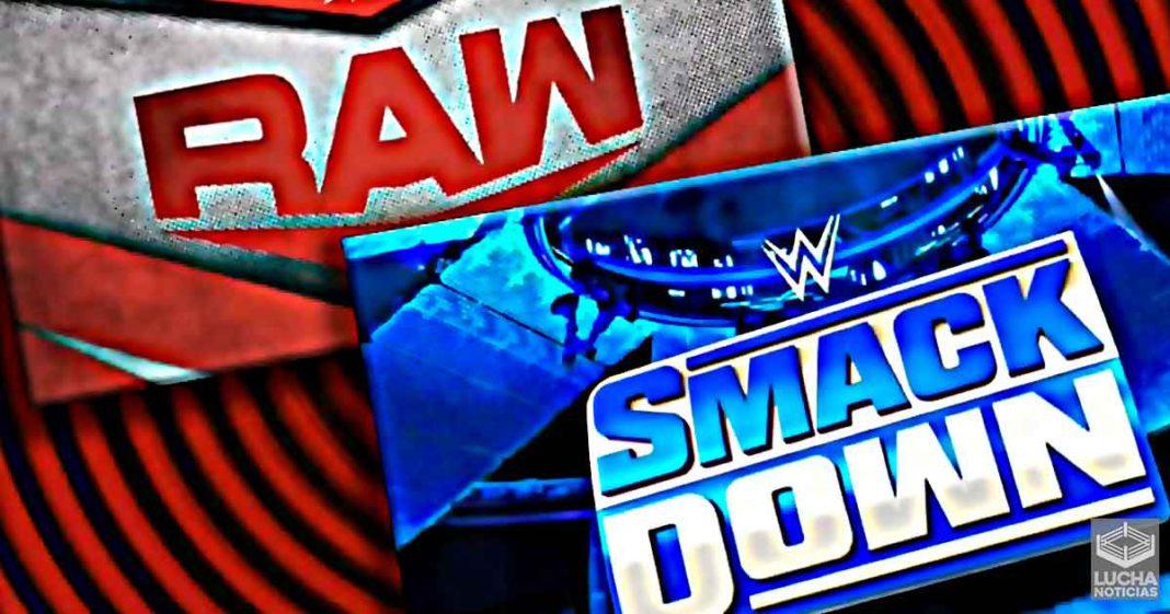 Planes actuales para regresar a la televisión en vivo en WWE RAW y SmackDown