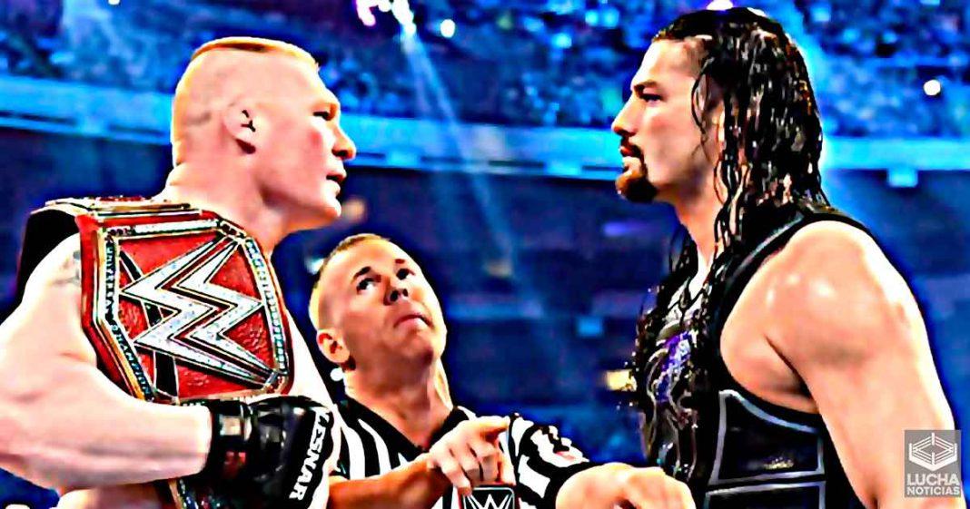 Posibilidades para el regreso de Brock Lesnar y Roman Reigns