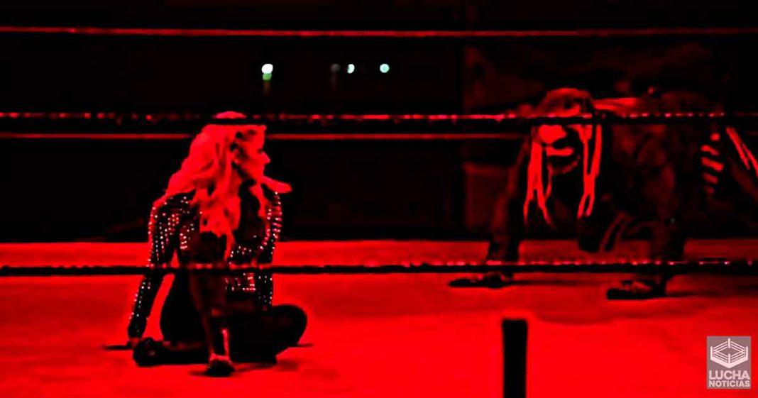 Poster de WWE SummerSlam revelado con The Fiend de portada