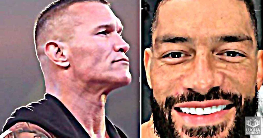 Randy Orton se burla de los dientes de Roman Reigns y le dice caballo