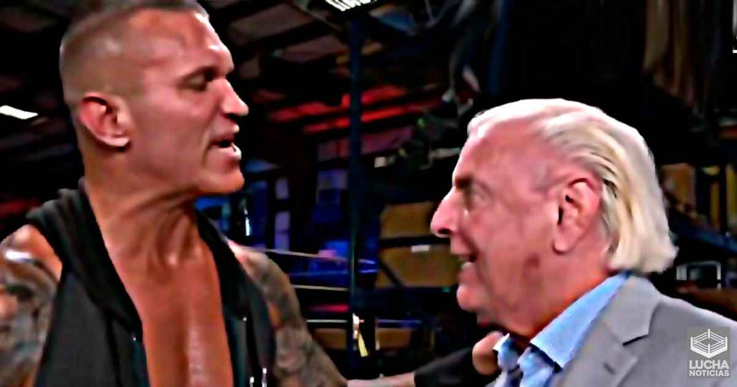 Ric Flair quiere manejar a Orton en SummerSlam