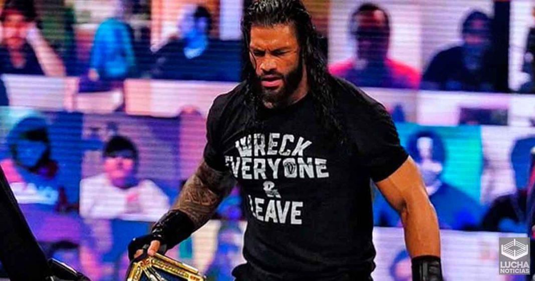 Roman Reigns habla de su victoria en WWE Payback