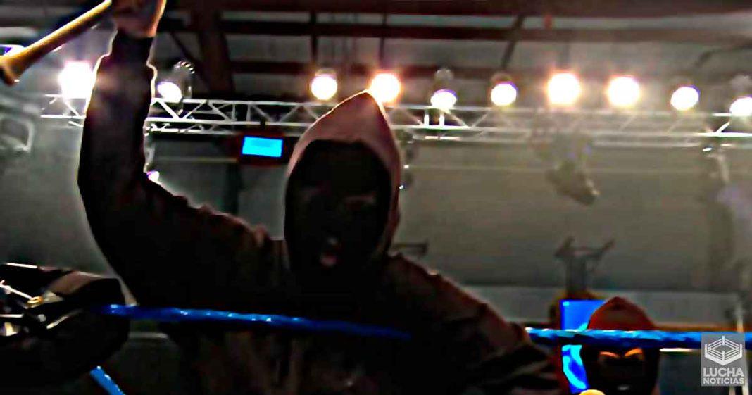 Superestrella de NXT dice que el solo puede con RETRIBUTION