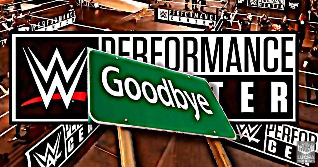 Superestrellas de WWE felices de abadonar el Performance Center