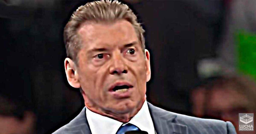 Vince McMahon quiere dar empuje a luchador de NXT