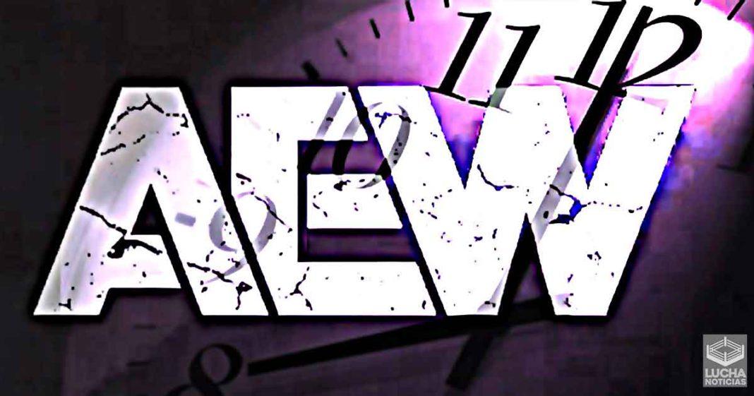 AEW Dynamite será transmitido en su horario normal