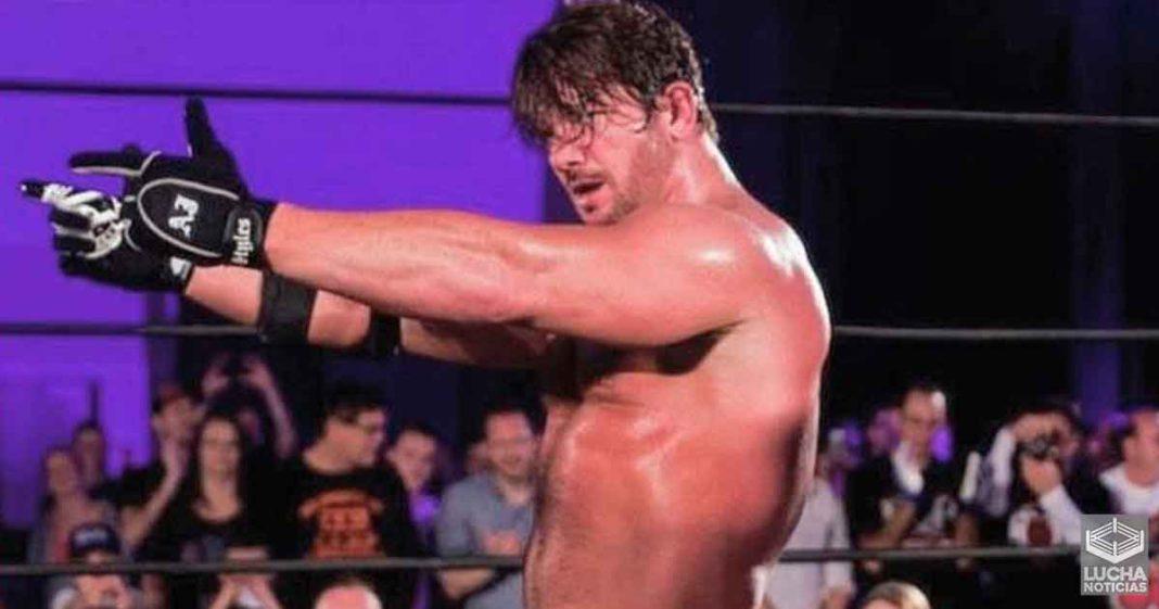 AJ Styles dice que nunca fue el lider del Bullet Club