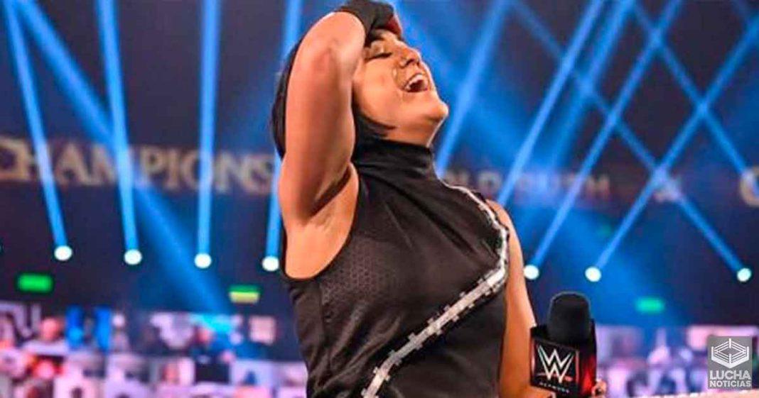 Así decidió WWE al oponente de Bayley en Clash Of Champions
