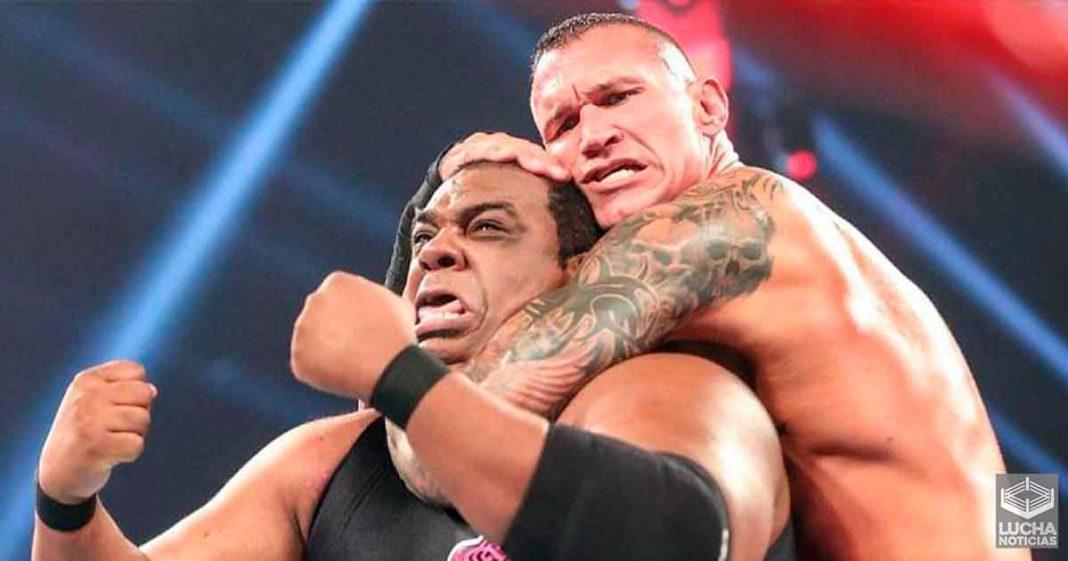 Big Show quiere enfrentar a Keith Lee en mano a mano