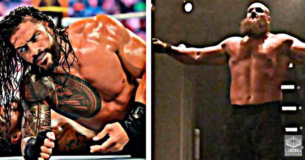 Braun Strowman manda mensaje a Roman Reigns