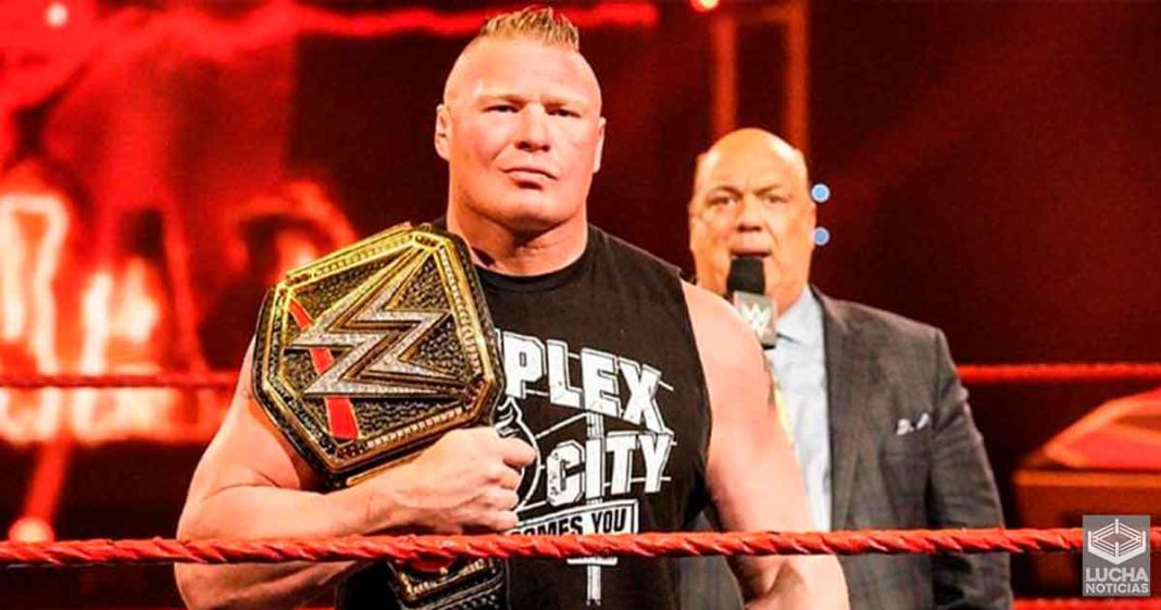 Brock Lesnar regresará eventualmente a la WWE