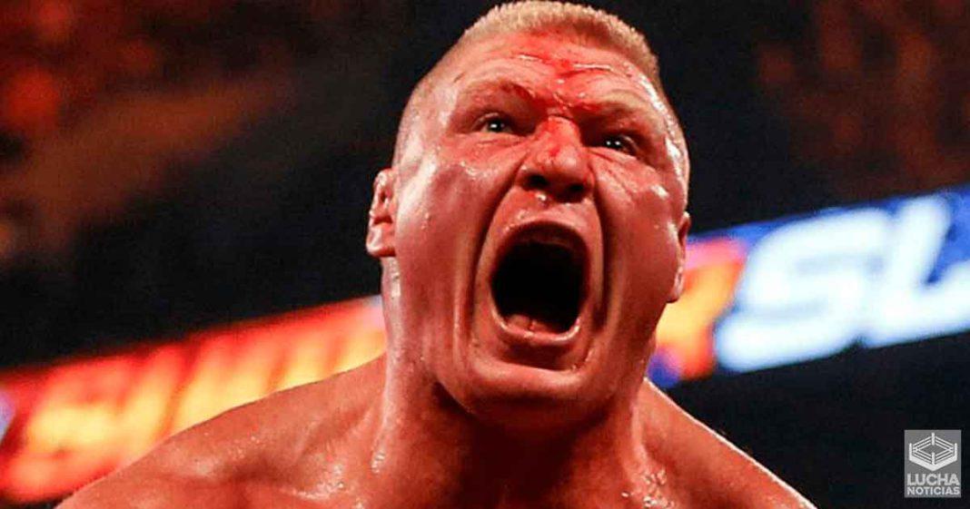 Brock Lesnar y su posible regreso a la UFC