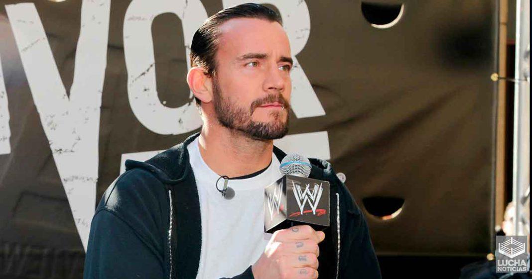 CM Punk realizará un gran anuncio