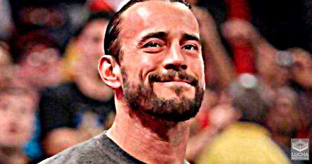 CM Punk revela si ha visto Clash Of Champions