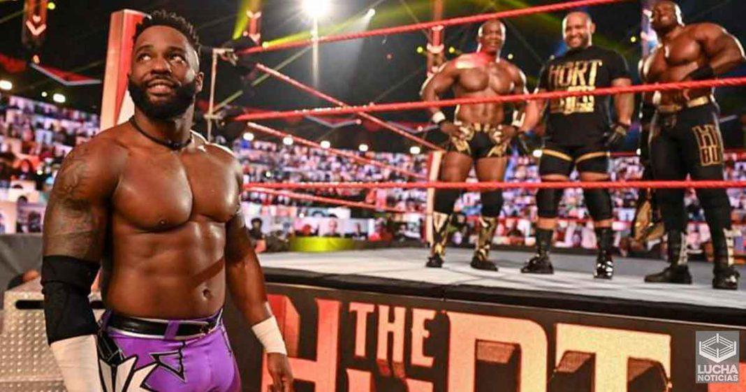 Cedric Alexander revela por qué WWE no tenia planes para la división crucero