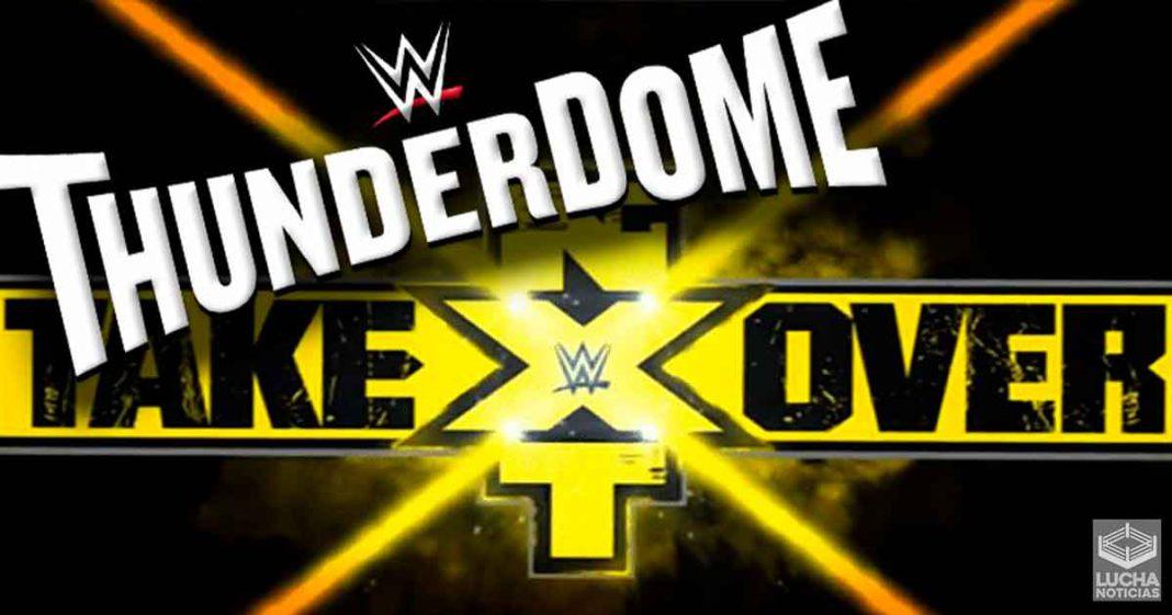 El próximo NXT TakeOver podría ser en el ThunderDome